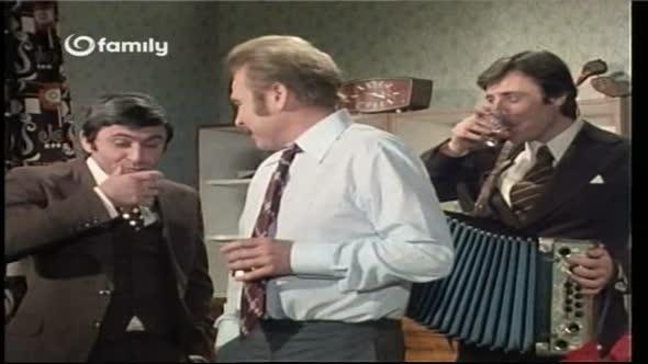 Stříbrná  pila 2 díl Náhradník (1978) avi