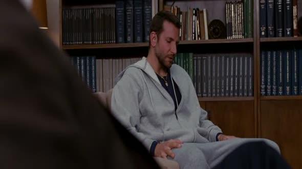Terapie láskou Silver Linings Playbook (2012) Komedie  Drama  Romantický CZ dabing avi