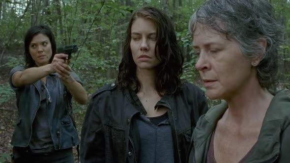 The Walking Dead   Živí mrtví   Na jedné lodi  mkv