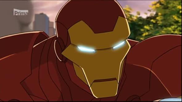 Avengers Sjednocení 01x02 Pravidla Avangers část 1 avi