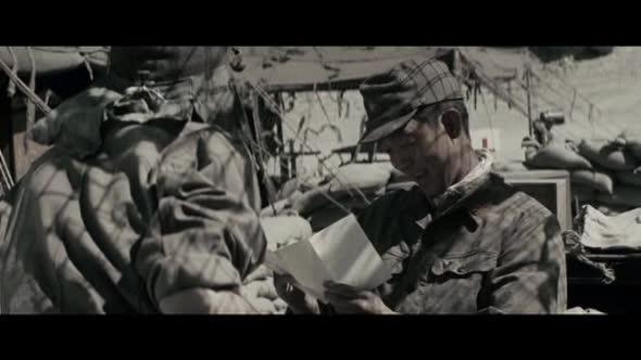 Dopisy z Iwo Jimy cz dab  M7 avi