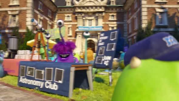 Univerzita pro příšerky (2013) avi