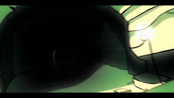 Love Death and Robots S01E05 Sucker of Souls 720p NF WEB DL DDP5 1 x264 NTG mkv