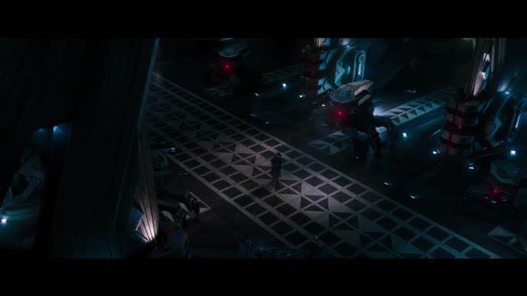 Alita Bojový Anděl   Alita Battle Angel (2018) oficiální HD trailer [CZ DABING] mp4