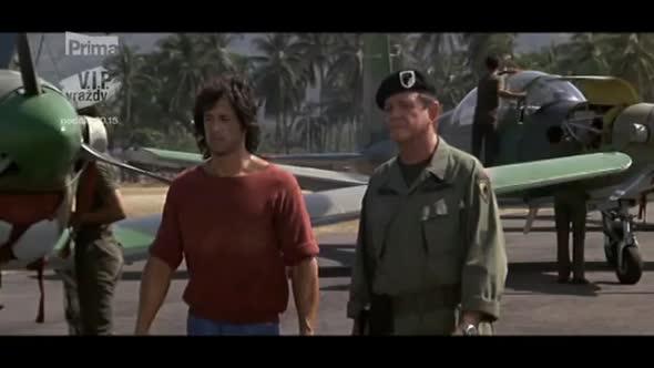 WHyr CIN Rambo II  Rambo; First Blood Part II 1985 74% mkv
